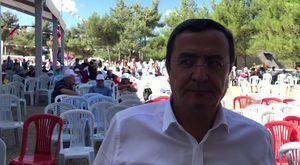 Güzelbahçe Belediye Başkanı Mustafa İnce Adalet Kurultayı'nda