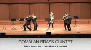 Gomalan Brass - SUPERMAN (From Turkey Concert)