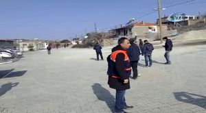 Ayvacık'ta 42 kaçak yakalandı