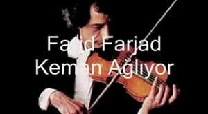 Farid Farjad - Keman ağlıyor - YouTube