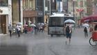 İstanbul'da birçok yeri su bastı