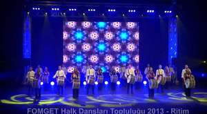 Silk Road Festival: World Champion Turkish Folk Dancers Part 2