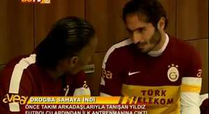 Didier Drogba - Welcome to Galatasaray
