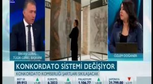 TÜGİK 4.Olağanüstü Genel Kurulu (TV 5 ANA HABER 19.02.2012)