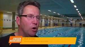 Britta Steffen Weltrekord 100 Freistil Deutsche Meisterschaften Schwimmen Berlin Juni