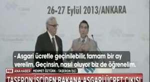Çalışma Bakanı Faruk Çelik Fatih Portakal'ın konuğu