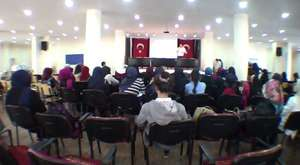 Medya iletişim konulu seminer