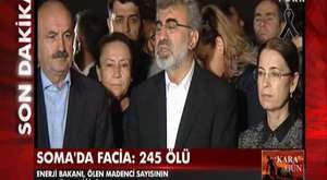 Bakan açıkladı: Ölü sayısı 282'ye yükseldi