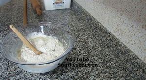Şeker Hamuru Kurabiyesi Tarifi