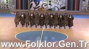 2016 THOF İstanbul - Bakırköy Halk Oyunları GSK - Folklor.Gen.Tr