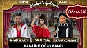 İsmail YK ile Ara Gaz Radyo Tiyatrosu: Şöhret Yolunda