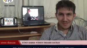 Evden Haber Video5: