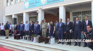 Nusaybin'de ilk defa Hasat Şenliği düzenlendi