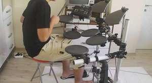 Duman - Senden Daha Güzel - Drum cover (Bateri)