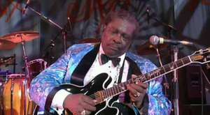 B.B.King The thrill is gone