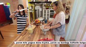 Milföy Hamurundan Kol Böreği Yapılışı
