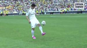 James Rodriguez İnanılmaz Freestyle