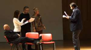 ÇABA Tiyatro Provaları 'Kuzey Güney'