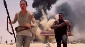 Star Wars Episode VII: The Force Awakens (Güç Uyanıyor) Türkçe Altyazılı 1. Klip `Kaçış`