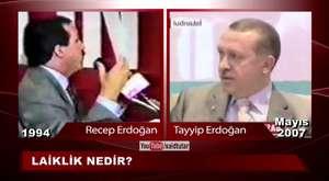 BİR BAŞBAKAN İKİ ERDOĞAN (2) Recep Erdoğan Tayyip Erdoğan Recep Tayyip Erdoğan