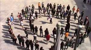 ÖZLÜCE DOĞA ORTAOKUL MECLİSİ 8 MART DÜNYA KADINLAR GÜNÜ KUTLAMASI