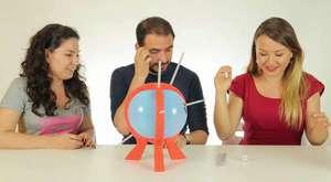 Balonu Sakın Patlatayım Deme! - Bol Gerilimli Oyun