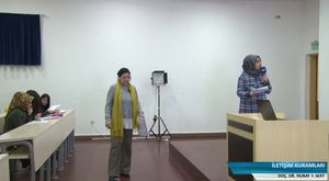 İletişim Kuramları  20.12.2016 Doç. Dr. Nuray Yılmaz Sert
