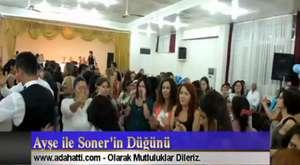 Ayşe ile Soner'in Düğünü - 25 Eylül (2013) Çarşamba