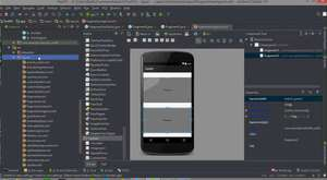 Android Application Development Training Promotional Video Studio