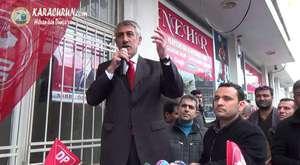 AK Parti Hilvan'da Seçimi Değerlendirdi