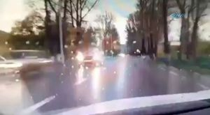 Bursa'da araç tramvay yoluna düştü: 2 ölü, 2 yaralı
