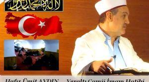 Hafız Ümit AYDIN / TEVBE TEMİZLİKTİR - Cuma Vaazı.