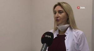 Eskişehir'de kadınların kavgası