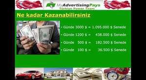 My Advertising Pays Anlatım-Sunum