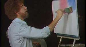 Bob Ross Full Episode (ONE PART) S4 E5 - Evening Seascape - Joy of Painting
