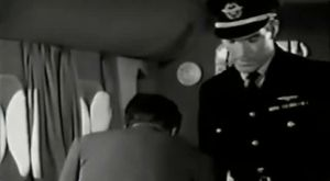 Jet Storm - Richard Attenborough, Stanley Baker (1959)