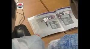 Chamfo Kaynak Ağzı Açma Makinası
