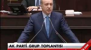 Başbakan'dan Bahçeli'ye 'Vur de vuralım öl de ölelim' Yanıtı   Ak parti Grup Toplantısı - YouTube