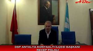 Meltem CUMBUL TELİF HAKKI - DSP Antalya Konyaaltı Belediyesi Başkan Adayı KÖKSAL SELCİK