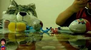 Babamla Oyuncak Alışverişindeyim | Tom ve Jerry Blok Oyuncaklar Aldım