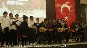 Akıllı Okullar Müzik Kulübü 'Kara Tren'