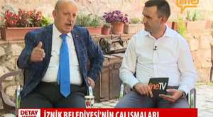 Bursa Valisi Münir Karaloğlu'nun İznik Turu