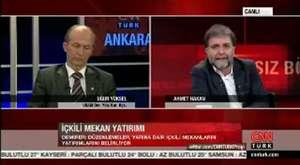 Yeşil Adam, CNN TÜRK'te
