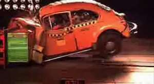 Volkswagen Beetle Kaza Testi