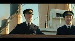 'Titanic' 3D - (Türkçe altyazılı fragman 2012) - Timsah