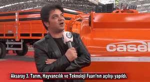 """Aksaray'ın Eski Valisi, Karabük Valisi Orhan Alimoğlu """"Aksaray'ı Hiç Unutmadım"""""""