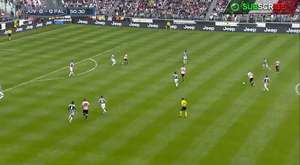 Serie A: Juventus 2-0 Napoli(20.10.2012)