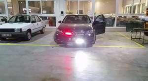 VW Caravelle panjur içi lamba