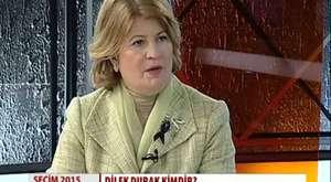 AK Parti Milletvekili A. Adayı Dilek Durak SEÇİM 2015'te