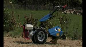 CAMON LS42 Scarifier - Tracmaster Ltd in UK